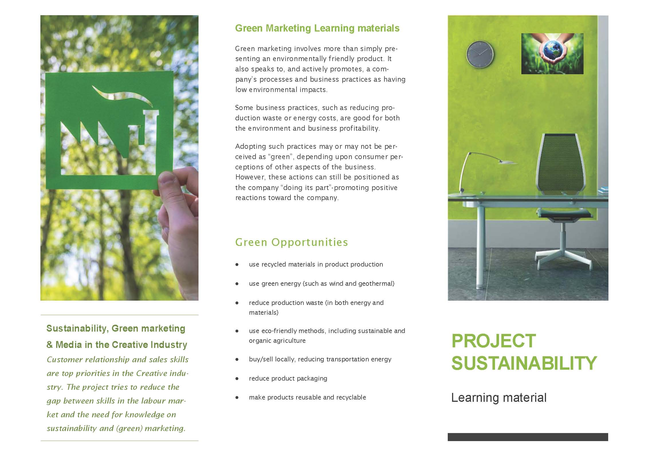 consumer attitude toward green marketing